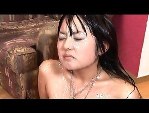 Amateur,Asian,Bukkake,Cumshot,Facial,Japanese,Reality Bukkake Facial Cumshot Sperm Eating
