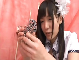 Asian,Stockings,College,Japanese,JAV Censored,Foot Job,Mirai Future Tsukushi, Oosawa Tsukushi in Pretty...