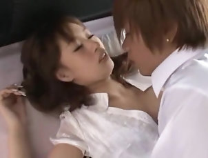 Japanese,Girlfriend,Straight,JAV Censored Amazing Japanese chick Tiara Ayase in...