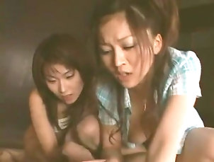 Japanese,Threesomes,Straight,JAV Censored Fabulous Japanese slut Miki Komori,...