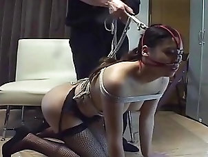 BDSM;Bondage,BDSM,BDSM Extreme Movies,Bondage,Bondage Porn Videos,Cruel Sex Scenes,Discipline,Domination,Humiliation,Punishment,Slave Girls,Slavery,Submission Subtitles Japanese BDSM on a leash...