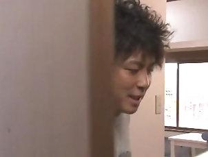 Blowjob,Japanese,Wife,Straight,JAV Censored Horny Japanese whore Maki Amemiya in...