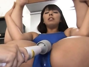 Asian,Ass,Fetish,Masturbation,Milf,Squirting,Toys Serious porn with a sexy mother...