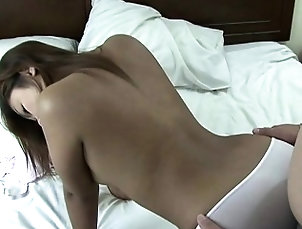 Amateur,Asian,Babe,Doggystyle,Hd Asian babe gets her juicy snatch...