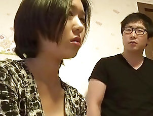 Brunette Korean hottie and virgin...