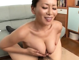 Asian,Blowjob,Hardcore,Hd,Japanese,Milf,Threesome Mommy is faced with dealing two y -...