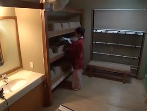 Japanese,Showers,Wife,Straight,JAV Censored Fabulous Japanese model Saki Izumi in...