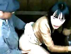 Asian,Doggystyle,Japanese,Outdoor,Public Asian Teen gets Fucked by Older man