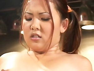 Asian,Blowjob,Doggystyle,Lick,Small tits,Teen Cute gets her sweet pussy stuffed...