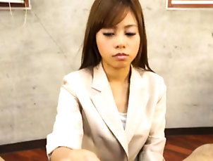 Asian,CFNM,Handjob,Japanese,POV No thing like a nice fuck with the...