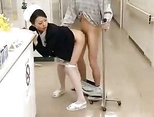 Asian;Uniform;Japanese,Asian,Japanese,Uniform Dutiful Japanese Nurse Services...