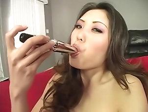 Anal,Asian Incredible pornstar Kaiya Lynn in...