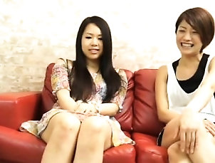 Asian,Blowjob,Japanese,Softcore,Teen,Threesome Hot legal age teenager bonks with...