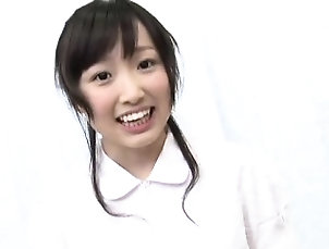 Asian,Blowjob,Japanese,Small tits,Uniform Dp for bitch who enjoys sperm in her...