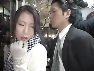 Amateur,Asian,HD,Public,Straight asian girl goped and fucked in public...