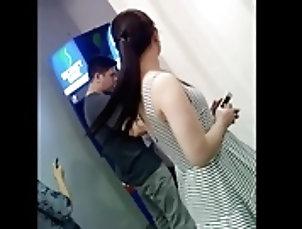 Asian;Hidden Cams;Upskirts;Voyeur;Philippines;HD Videos;Black Panty;Panty;Black Boso Upskirt Black G String Panty...