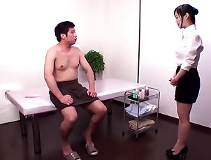 Asian,Big Tits,Massage,Japanese,Straight,JAV Censored Hottest Japanese chick Sayuki Kanno...