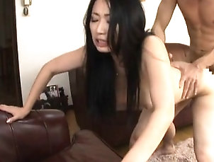 Asian,Hairy,Hardcore,Japanese,Milf One-eyed monster hungry japanese...