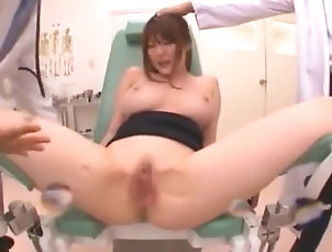 Asian,Big Tits,Dildos/Toys,Japanese,Doggy Style,Straight,JAV Censored Hottest Japanese whore Momoka Nishina...