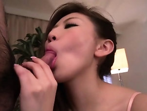 Asian,Big Cocks,Blowjob,Handjob,Japanese,Teen Lingerie slut takes on 2 hairy jocks...