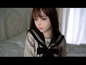 teen,sexy,girl,young,schoolgirl,uniform,school,asian,cute,japanese,doll,18yo,cosplay,sex-doll,teen Anime curvy booty cute girl - Piper...
