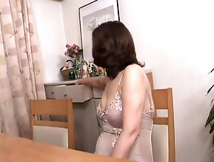 Asian,Masturbation,Mature,Lingerie,Straight,panties Horny Mature, Masturbation adult movie