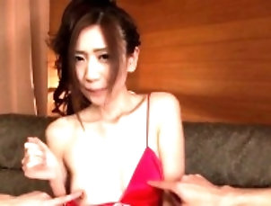 Asian,Fingering,Hairy,Hd,Japanese,Toys Dashing nude play with toys along...