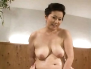 Asian,Big Boobs,Blowjob,Brunette,Massage,Mature Playgirl teaches her lover anything...