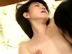 Asian,Blowjob,Japanese,Mature Stunning mature oriental Seiko...