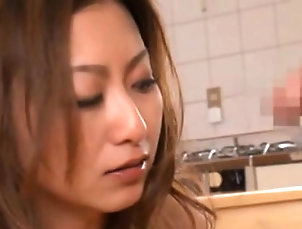 Asian,Big Boobs,Blowjob,Cumshot,Hardcore,Japanese,Toys Passionate Rei Aoki gets a good fuck...