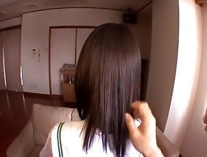 Asian,Shaved,Big Dick,Japanese,Small Tits,Straight,JAV Censored Exotic Japanese girl in Hottest...
