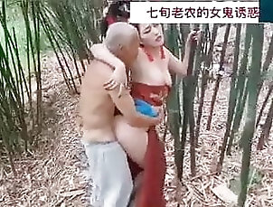 Asian;Blowjob;Mature;Old & Young;Chinese;Girl;Grandpa Sex grandpa sex girl