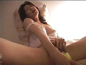 Fingering;Masturbation;Japanese;MILFs;Vibrator Japanese Milf Masturbate 10